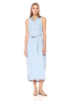 BB Dakota Women's Maisie Chambray Shirt Dress