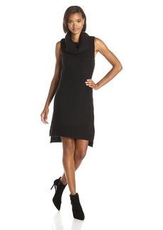BB Dakota Women's Marisa Sweater Turtleneck Dress