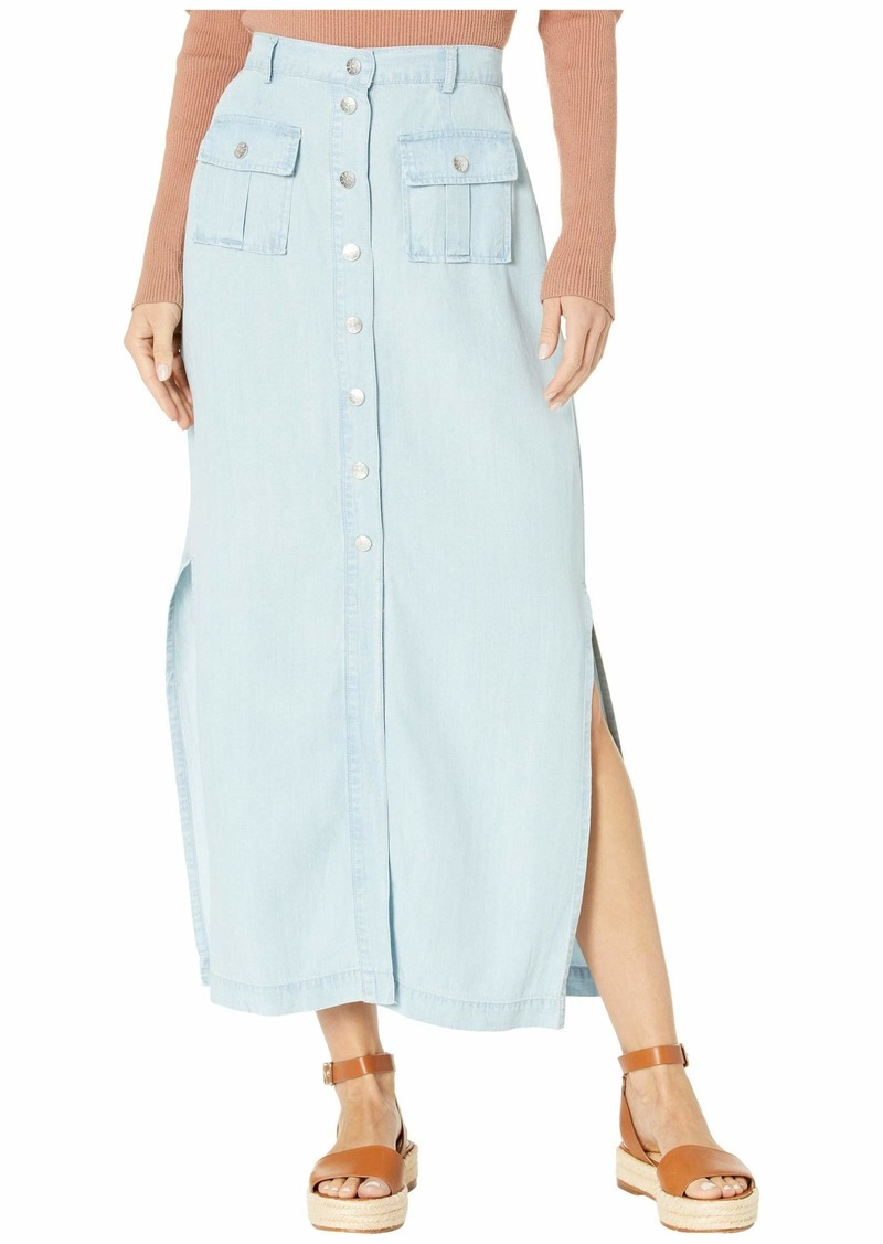 BB Dakota Women's Midi Skirt