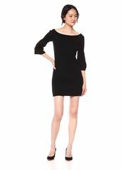 BB Dakota Women's One Dance Sweater Dress