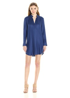 BB Dakota Women's Parley V-Neck Shirt Dress