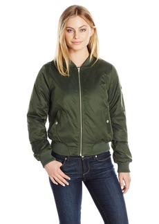 BB Dakota Women's Atwood Bomber Jacket