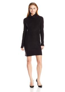 BB Dakota Women's Collins Rib Sweater Dress