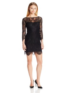 BB Dakota Women's Everton V Back Lace Dress
