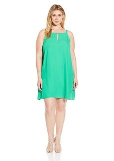 BB Dakota Women's Plus Size Yolanda A-Line Dress  2X
