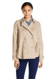 BB Dakota Women's Ranae Trench Poncho Jacket