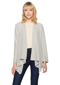 BB Dakota Women's Russel Soft Knit Drape Front Jacket