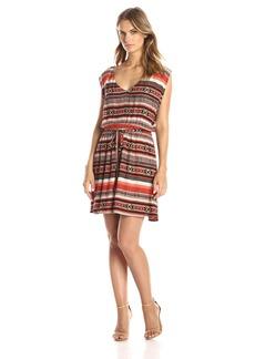 BB Dakota Women's Ryder Rayon Twill Dress