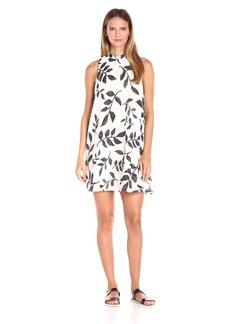 BB Dakota Women's Scottia Printed Dress  X-Small