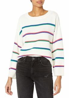 BB Dakota Women's Stripe Sweater