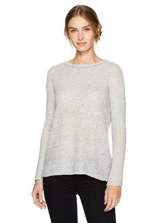 BB Dakota Women's Tierney Marled Yarn Sweater