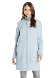 BB Dakota Women's Vianne Brushed Wool-Blend Coat