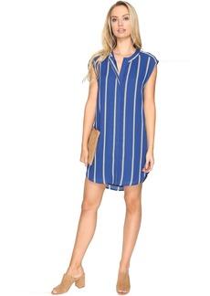 BB Dakota Zea Virtical Stripe Dress