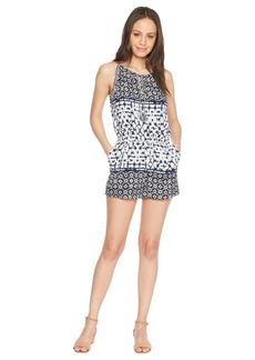 BB Dakota Beale Printed Romper
