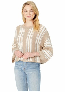 BB Dakota Between the Lines Striped Sweater