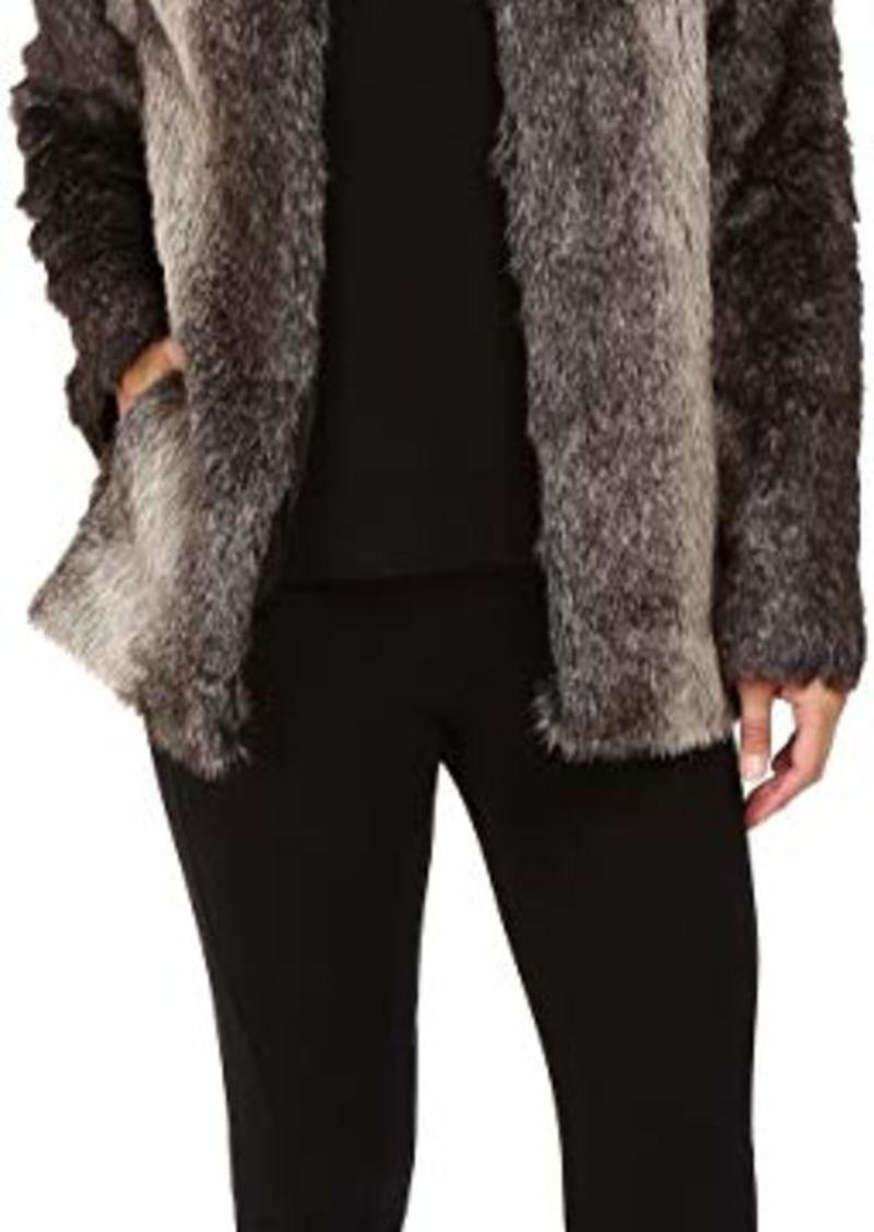 e96c5f113229 SALE! BB Dakota Caddy Faux Fur Coat