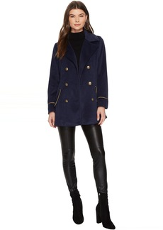 BB Dakota Carina Military Coat with Contrast Piping