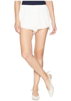 BB Dakota Caroline Shorts with Circular Trim