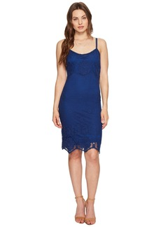 BB Dakota Cassia Scallop Lace Dress