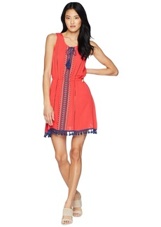 BB Dakota Catelya Dress with Contrast Trim