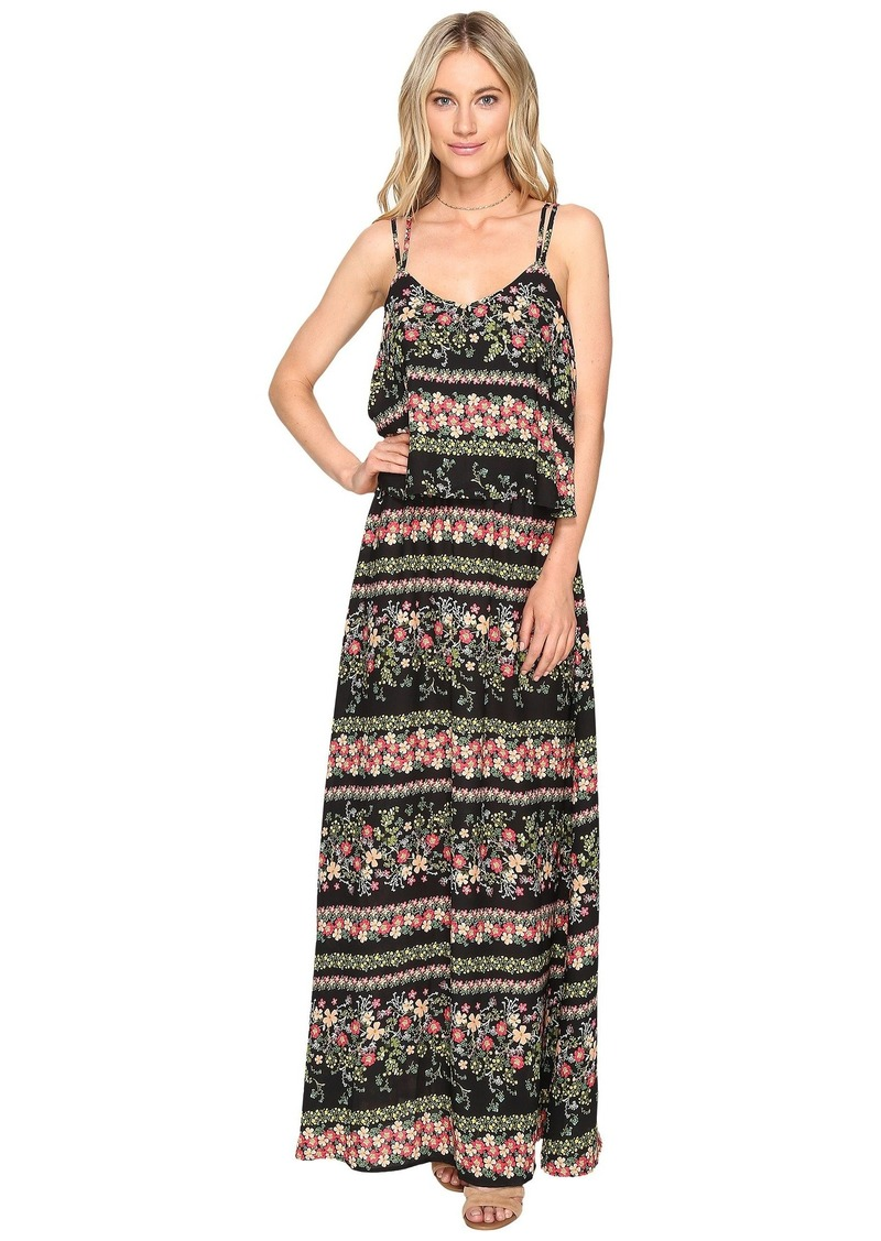 BB Dakota Dixon Printed Maxi Dress