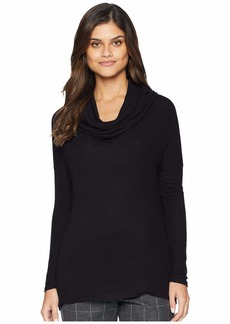 BB Dakota Early Riser Cowl Neck Top