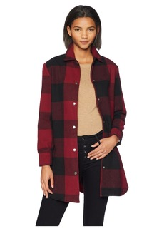 BB Dakota Eldridge Buffalo Plaid Coat