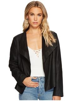 BB Dakota Emerson Leather Jacket