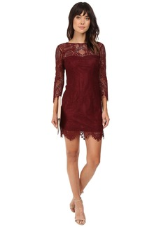 BB Dakota Everton V-Back Lace Dress