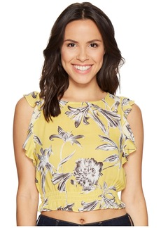 BB Dakota Hallie Printed Top