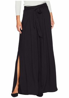 BB Dakota Hold On Tight Rayon Twill Wide Leg Pants