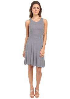 Jack by BB Dakota Adan Striped Jersey Dress