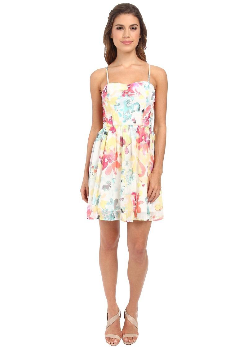 Jack by BB Dakota Cilian Watercolor Dress