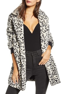 Jack by BB Dakota Faux Fur Coat