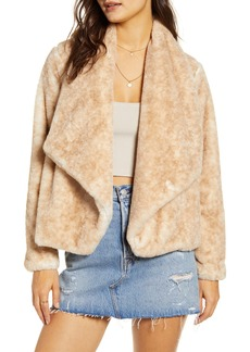 Jack by BB Dakota Faux Fur Jacket