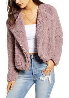 Jack by BB Dakota Faux Shearling Jacket