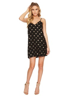 BB Dakota Hollis Sequin Dot Slip Dress