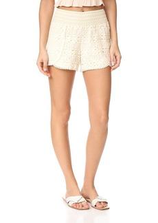 Jack by BB Dakota Jacoby Crochet Lace Shorts