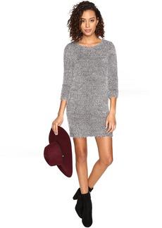 Jack by BB Dakota Laurentia Eyelash Sweater Dress