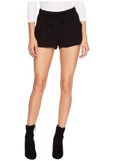 BB Dakota Marianna Rayon Twill Shorts