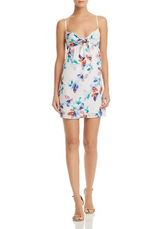 Jack by BB DAKOTA Marlee Floral Print Cutout Dress