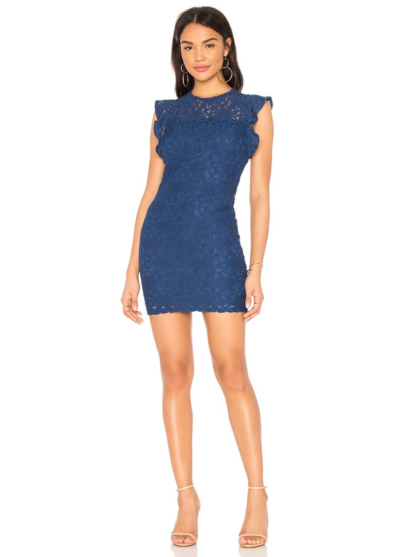 JACK by BB Dakota Monae Dress in Royal. - size L (also in M,S,XS) BB Dakota