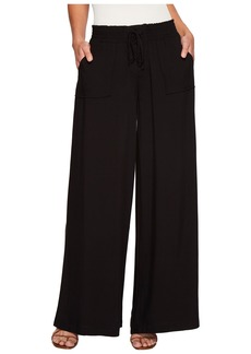 BB Dakota Montero Rayon Twill Wide Leg Pants