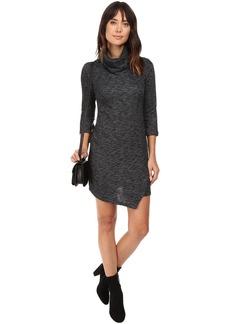 Noland Knit Cowl Neck Dress