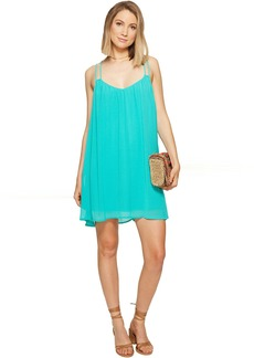 Jack by BB Dakota Ronnie Crinkle Gauze Dress
