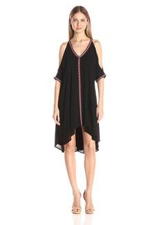 Jack by BB Dakota Women's Arik Cold Shoulder Dress