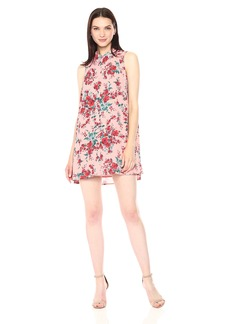 Jack by BB Dakota Women's Armand Floral Printed CDC Dress