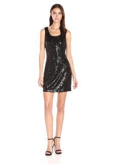 Jack by BB Dakota Women's Luciano Bodycon Sequin Mini Dress