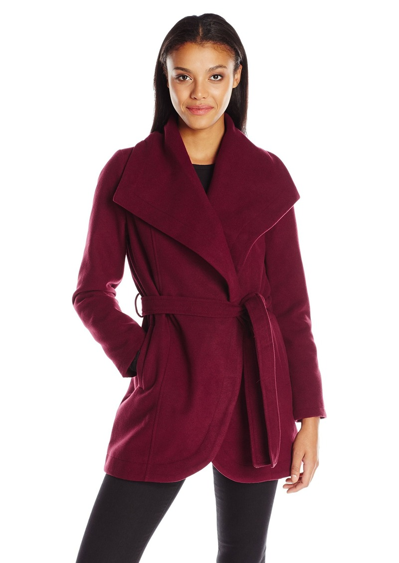 Jack by BB Dakota Women's Madera Wrap Coat