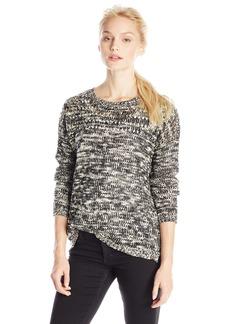 e687c9cfc7 from Amazon Fashion · Jack by BB Dakota Women s Marion Drop Needle Lurex  Sweater